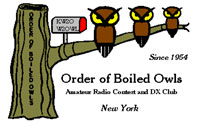 Order of Boiled Owls