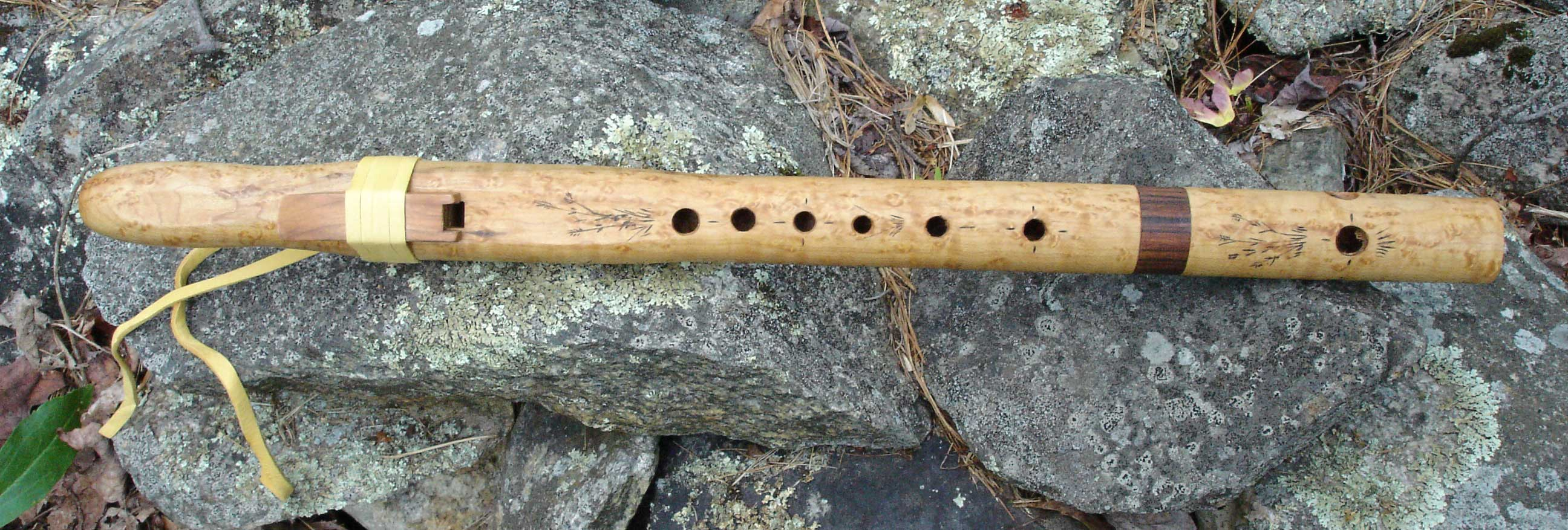 Meditation Flute in A