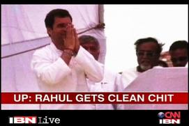 Rahul gets clean chit but faces tough questions