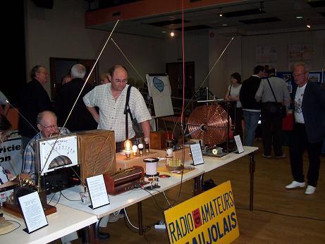 Radioamateur beaujolais
