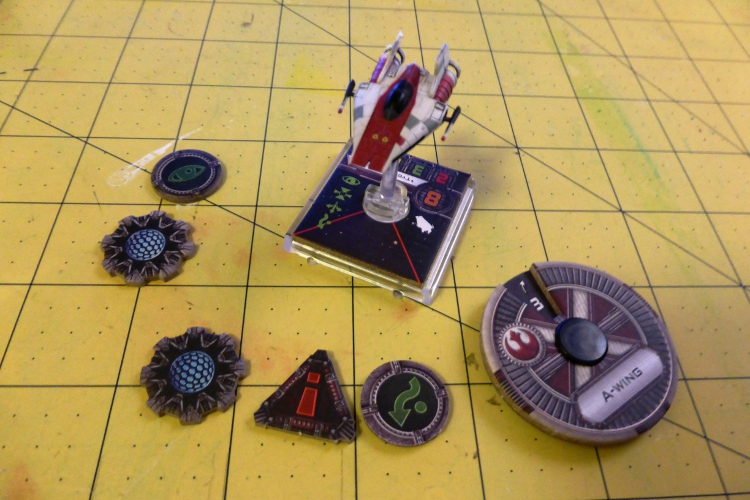 X-Wing Miniatures Game A-Wing Expansion