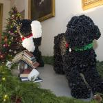 White House Christmas decorations 2013
