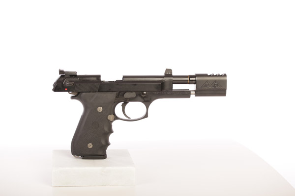 MCP IPSC M9 Open to the Right