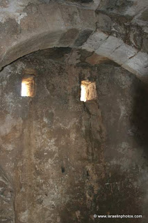 Israel in Photos - Pictures of Mazor National Park , The Roman Mausoleum