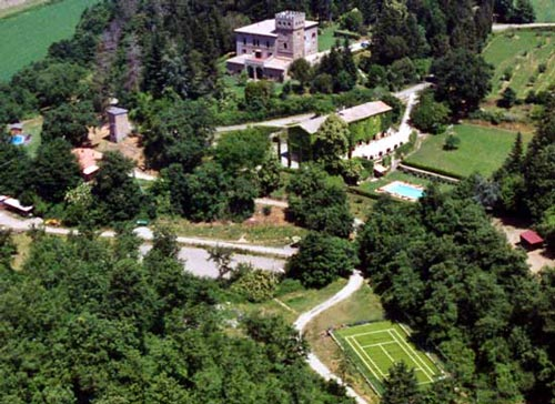 Schloss Santa Cristina