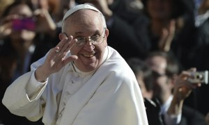 The year Pope Francis allowed Britain's Catholics to break cover