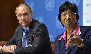 Internet privacy as important as human rights, says UN's Navi Pillay