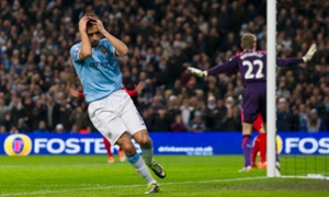 Manchester City v Liverpool – as it happened