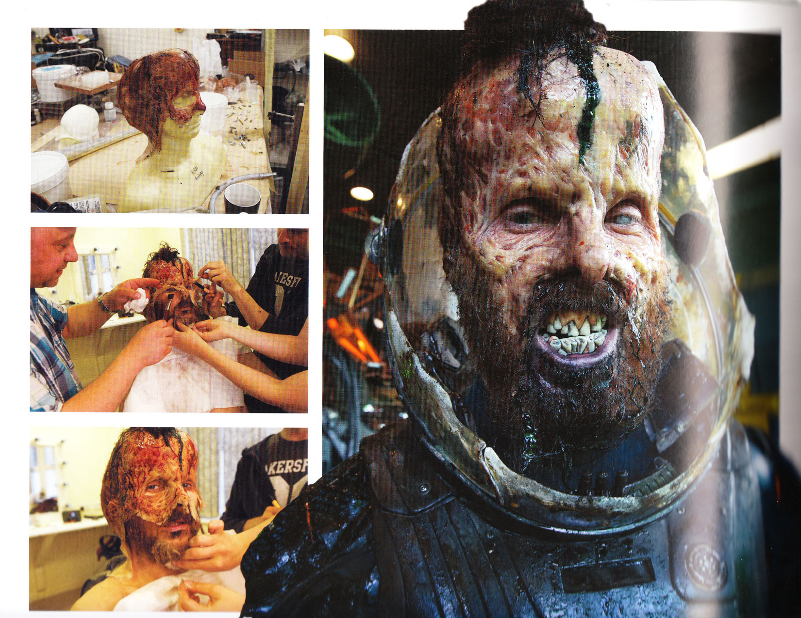 Prometheus Fifield Makeup