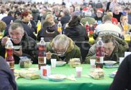 Catholic charity organises Christmas dinner in Pozna
