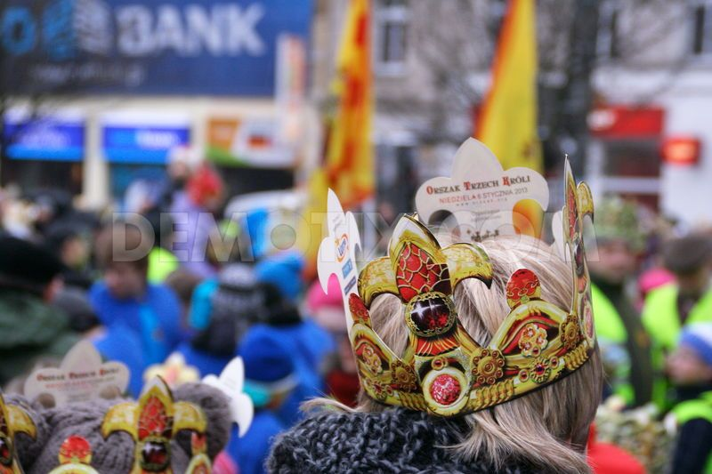 Epiphany Day procession attended by thousands in Poznan