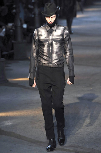 Alexander-McQueen - 2009/2010 New Fashion Trends Collections for Mens