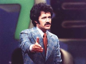 Contrary to popular belief, Trebek's afro alone could kick Chuck's ass!