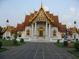 Ват Махатхат (Wat Mahathat) в Бангкоке