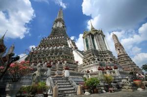 Храм Зари (Ват Арун) в Бангкоке