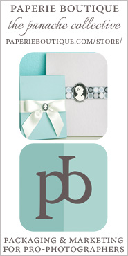 [ The Panache Collective boutique professional photography packaging ]
