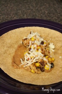 Cooking On WIC: Salsa Chicken