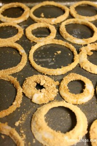 Cooking on WIC: Homemade Onion Rings