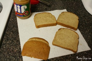 What to do with the End Piece of Bread