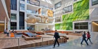 Airbnb's Kooky New HQ Is the Envy of Silicon Valley