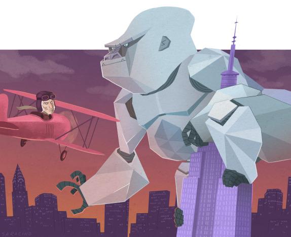 web kong final david279abf Faith, Hope, and Singularity: Entering the Matrix with New Yorks Futurist Set