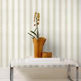 爱我品墙纸 纱线无纺布珠光/简约素色条纹 客厅卧室满铺墙纸 SB19341 0.525米宽10米长 SB19341 素色条纹