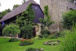 """Pfarrhof in Reichardtswerben - Herberge des Diorama """"Schlacht bei Roßbach"""""""