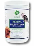 Animal Essentials Multi Vitamin Herbal Supplement for Dogs and Cats