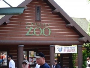 Picture of Oregon zoo