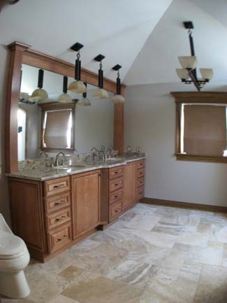 master bath redesign example after