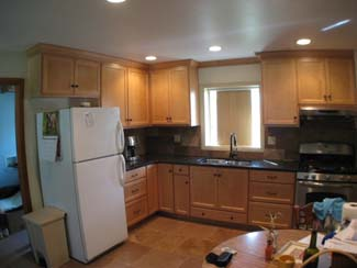 kitchen remodeling after