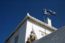 Patriotic house in Hydra