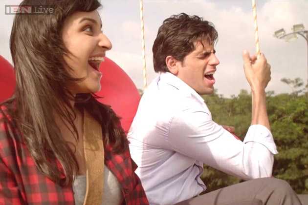 'Hasee Toh Phasee' new stills: Does it remind you of 'Aashiqui'?