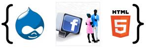 Drupal Facebook HTML5