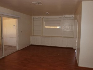 Before Open Up Space