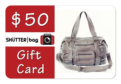 Shutterbag USA giftcard giveaway