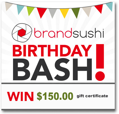 Brand Sushi gift card