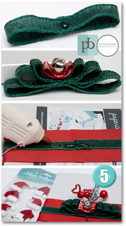 holiday giftwrap packages photography