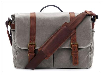 ONA brixton messenger camera bag