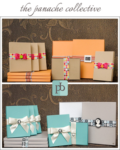 Paperie Boutique photographer gift package