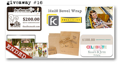 Paperie Boutique Birthday giveaway sixteen