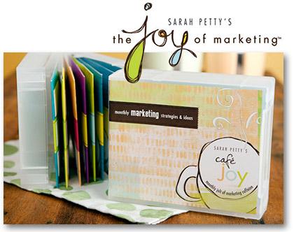 Joy of Markting Cafe Joy