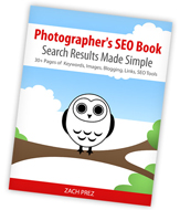 Photographer SEO Book