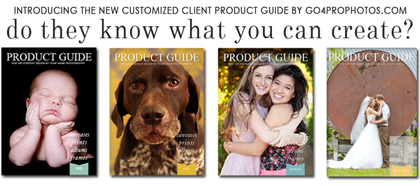 Product Guide Look Book
