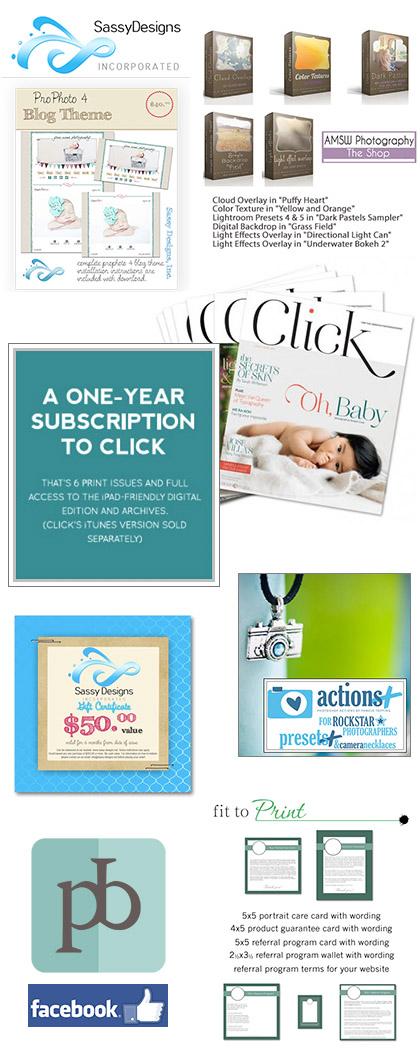 Paperie Boutique Facebook Prizes