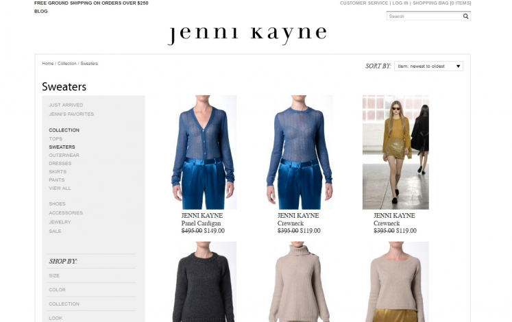 Jenni kayne product list
