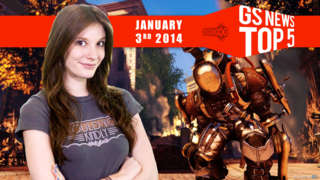 GS News Top 5 - Xbox Ones leaking, free Bioshock Infinite + the future of Resident Evil!