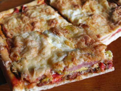 Quiche Pizza