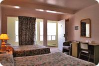 chambre motel