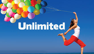 Unlimited Plan from $30/Mth